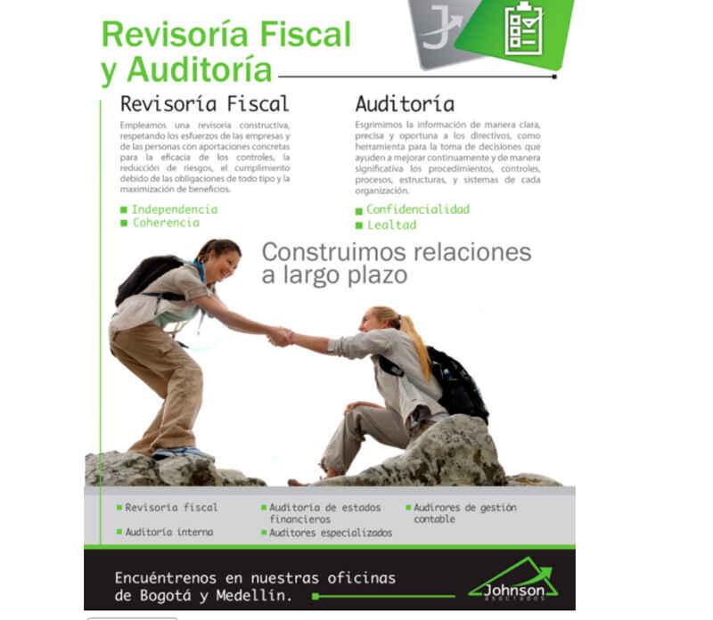 Revisoría Fiscal y Auditoría