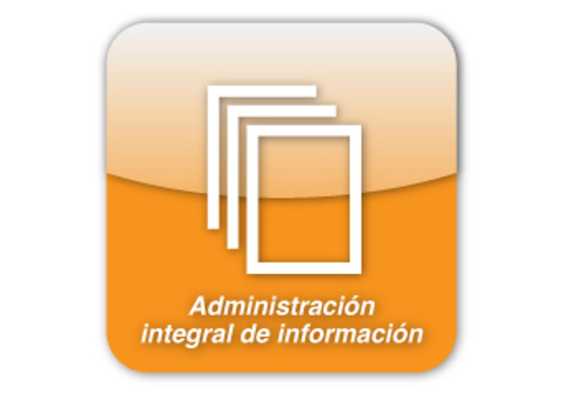 Administración integral de información