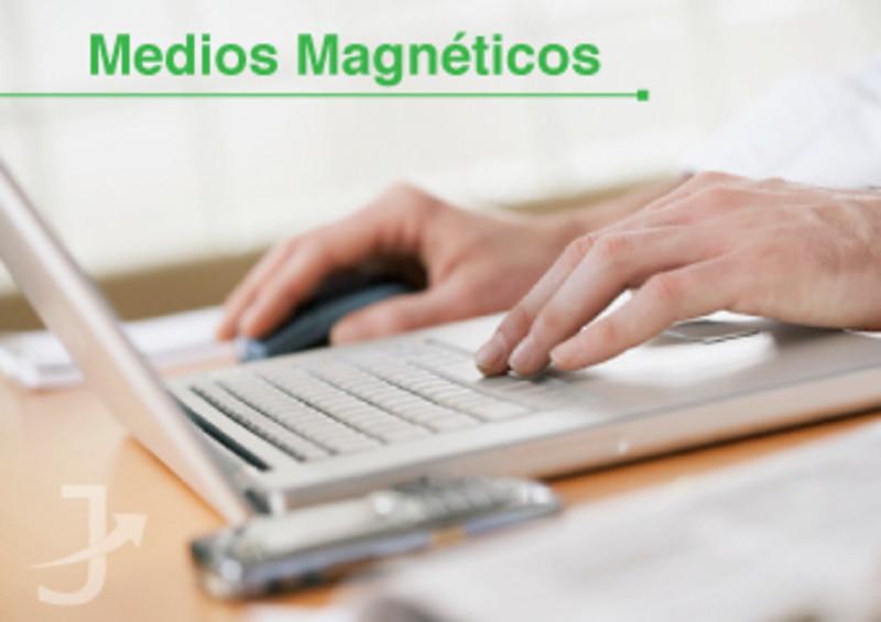 Obligados a presentar medios magnéticos 2014